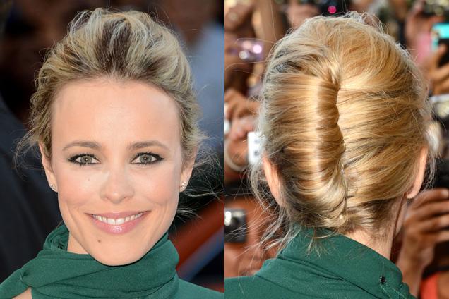 frenchtwistchignon  Women Hairstyles