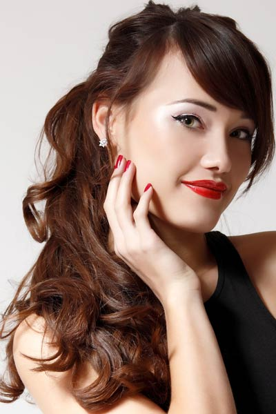 How To Style And Care For Coarse Thick Hair Women Hairstyles