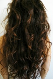 overnight wavy and curly hairstyles