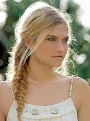 simple summer hairstyles - women