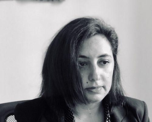 د.مارية العبدة • المديرة التنفيذية لمنظمة النساء الآن من أجل التنمية
