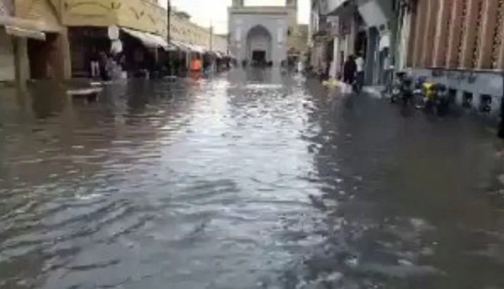 Flash floods in 25 Provinces of Iran kill at least 11 women 2