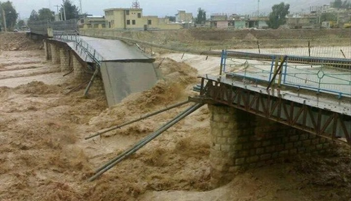Flash floods in 25 Provinces of Iran kill at least 11 women 3