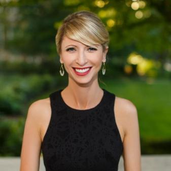 Headshot of Amy Cuddy a Harvard Business School professor and social psychologist known for her 2012 TED Talk.