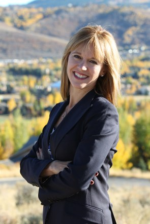 Headshot of Jacki Zehner, Philanthropist.