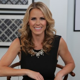 Headshot of Trista Sutter, runner-up on Season One of The Bachelor, and star of the first season of The Bachelorette.