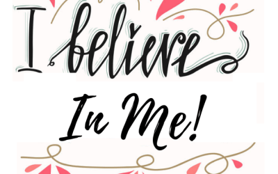 I Believe In the Power of Me!