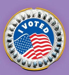 Birth control-- vote