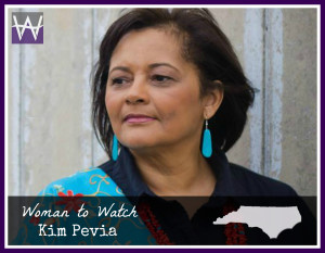 Woman to Watch - Kim Pevia