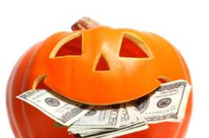 Pumpkin money