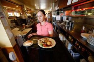 Minimum wage latina worker living poverty