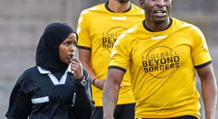 Meet Somali-Born Jawahir Roble Is UK's First Female Muslim Referee ...