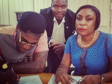This Is Why People Are Talking About Burna Boy's Mother