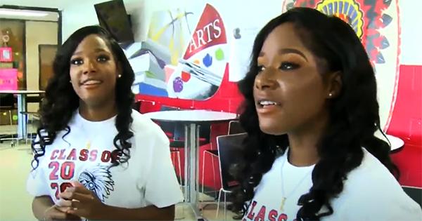 La'nisha and Ron'nisha Richardson