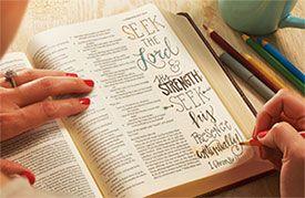 journaling-bibles