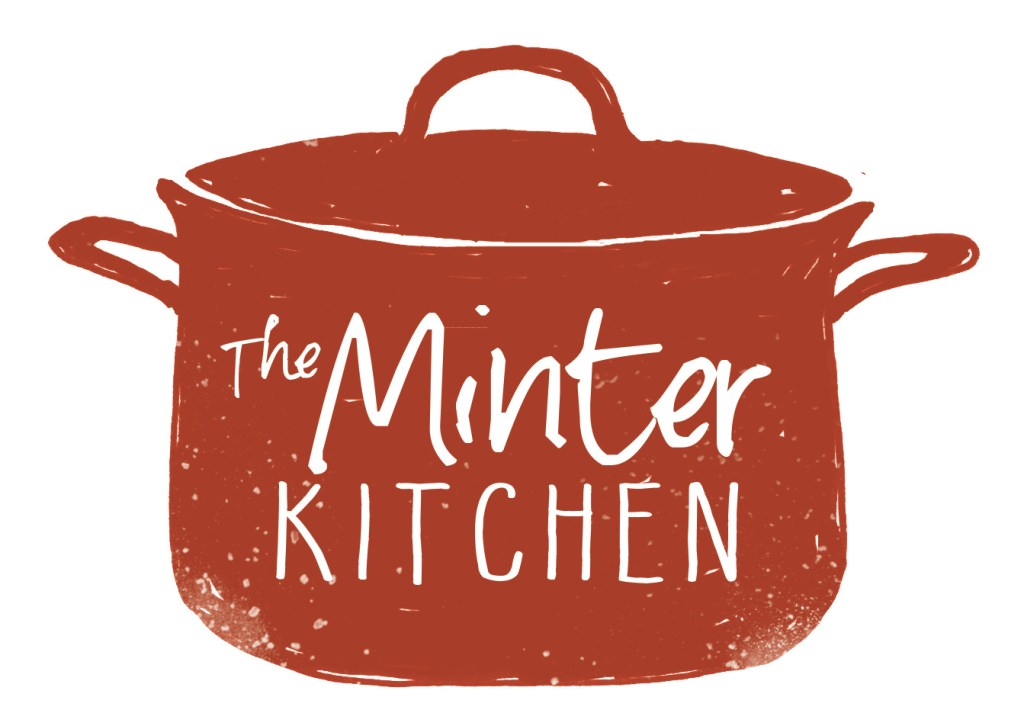 The Minter Kitchen: Dressed Up Black Beans & Rice