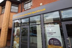 Womens Enterprise Hub Sparkbrook 110-opt