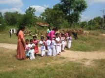Exchange visit to Kurunegala 54