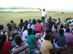 Exchange visit to Kurunegala 32