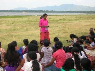 Exchange visit to Kurunegala 19