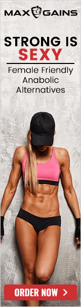 Max Gains Muscle Women