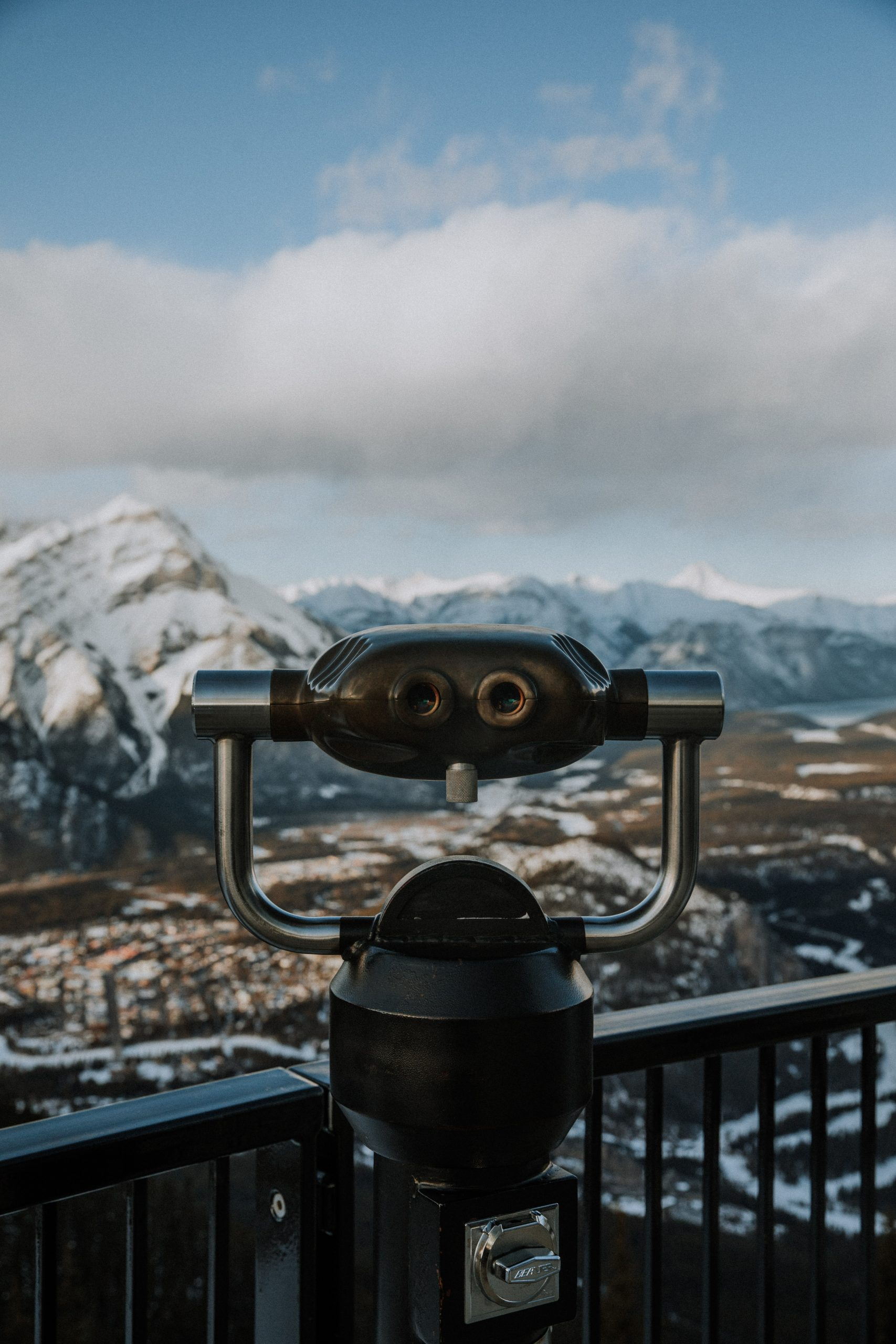 The Ultimate Banff Winter Guide - Sulphur Mountain Lookout