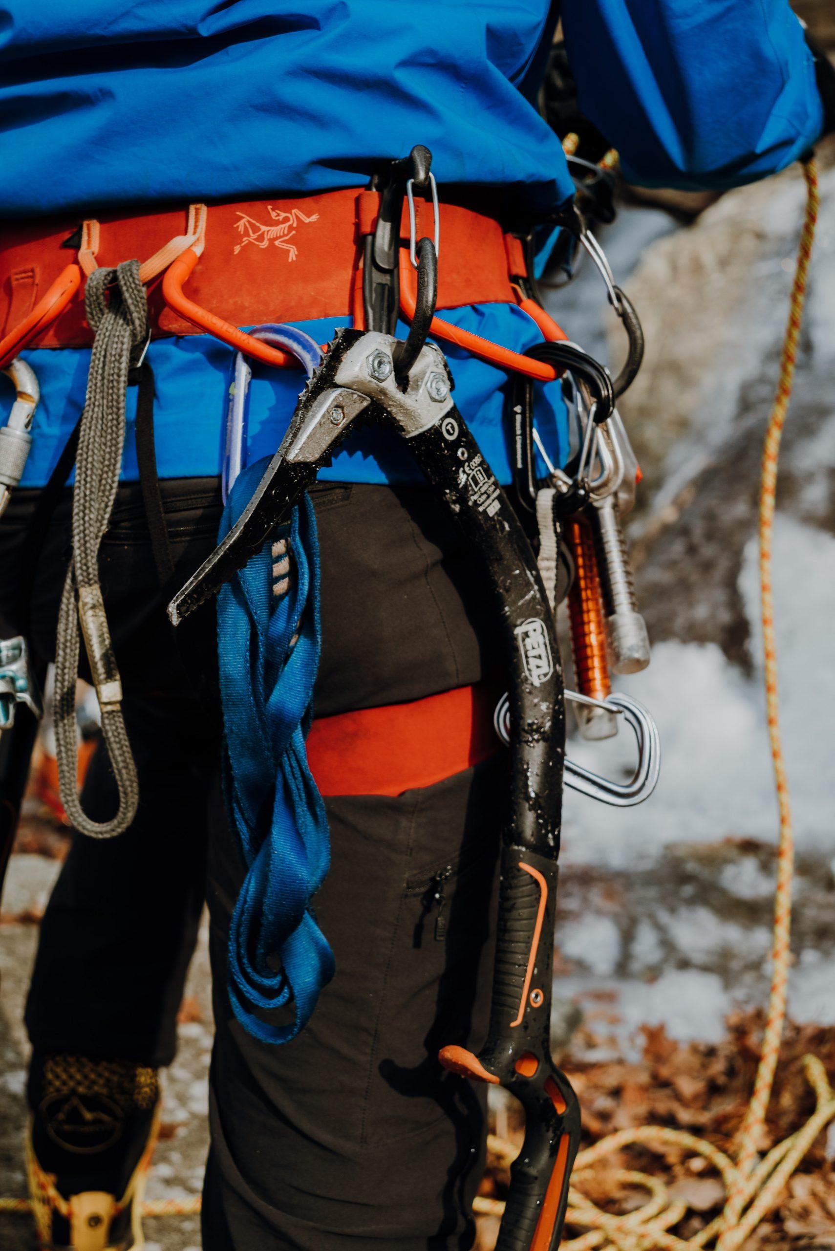Ice Climbing equipment
