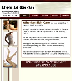 Athenian Skin Care BEFORE cropped