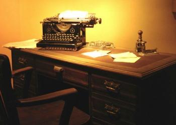 typewriter - source christophergronlund