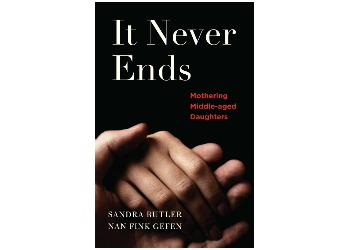 It Never Ends book cover