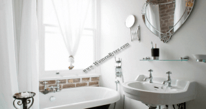 Beautiful Designers Bathroom Mirror Ideas9