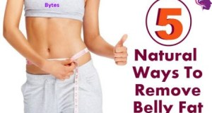5 Best Ways to Lose Belly Fats