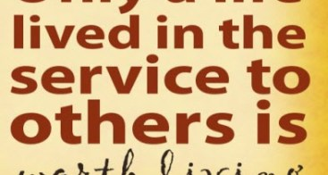 To Being Service To Others Women Bytes