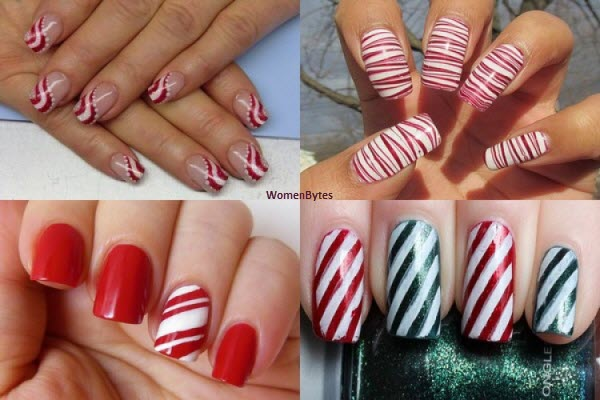 Christmas Nail Paint Ideas