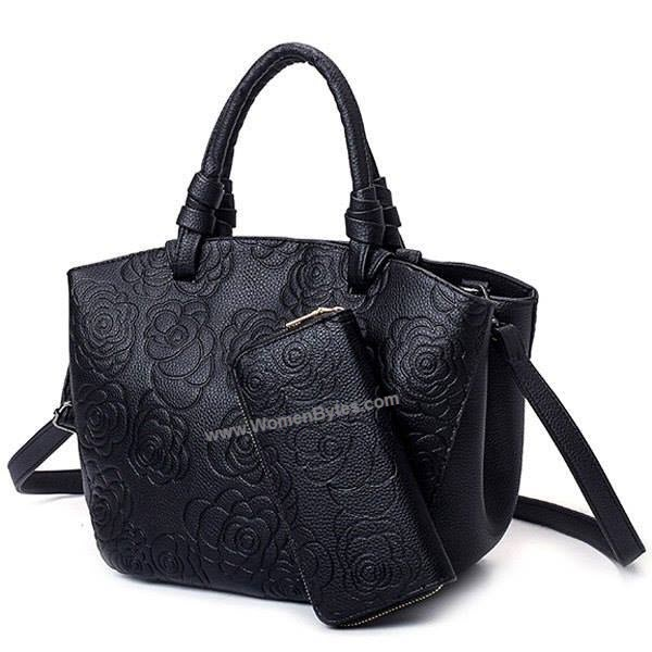 Women Black Handbags
