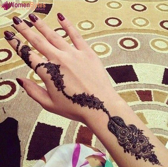 New Beautiful and Hot Mehndi Designs23