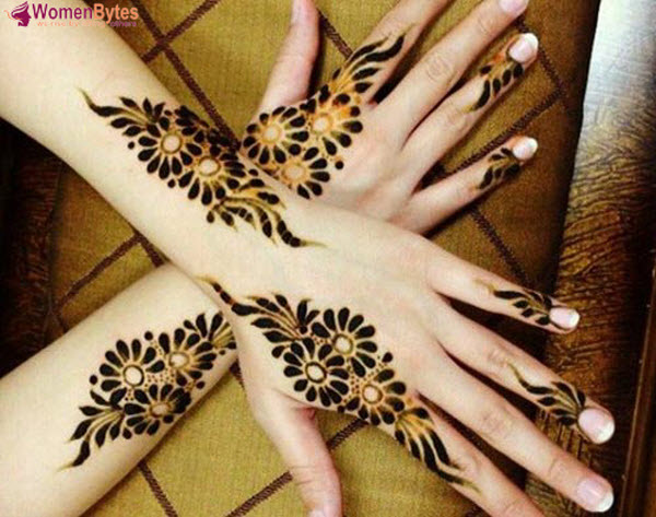 New Beautiful and Hot Mehndi Designs19