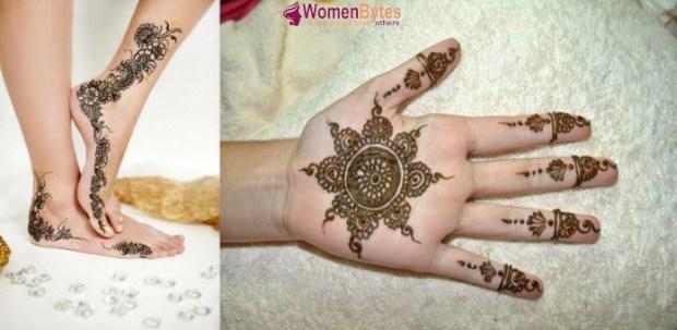New Beautiful and Hot Mehndi Designs16