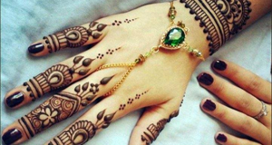New Beautiful and Hot Mehndi Designs