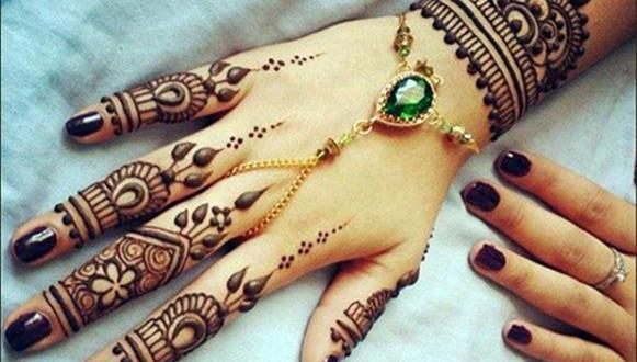 New Beautiful and Hot Mehndi Designs