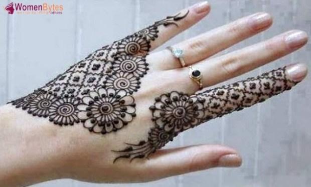 New Beautiful and Hot Mehndi Designs5