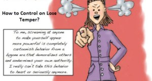How to Control on Lose Temper