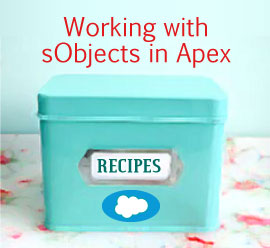Working with sObjects in Apex