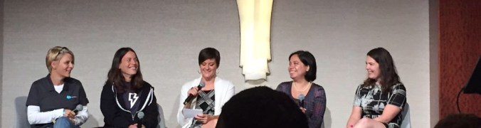 Dreamforce Panel: From Awesome Admin to Champion Coder: Nana Gregg, Jennifer Bennett, Kieren Jameson, Kristine Hankins, Samantha Powell