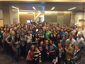 The Amazing Salesforce MVPeeps at the Benioff UCSF Children's Hospital