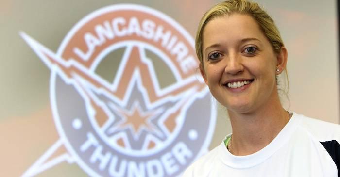 Sarah Taylor Lancashire Thunder