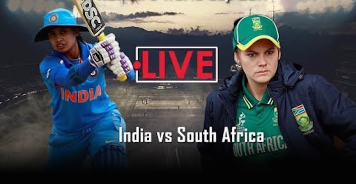 South Africa vs India Women