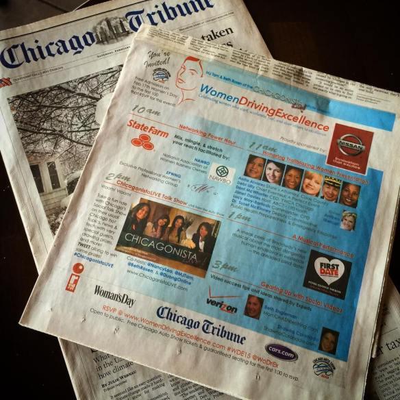 WDE - Newspaper