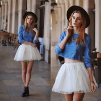 6 Stylish ways to wear Crop Tops Outfits | Women Elite