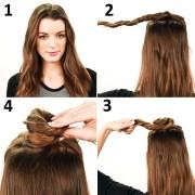 6 trendy - bun